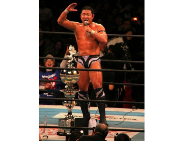 ニュージャパン・カップ 2011