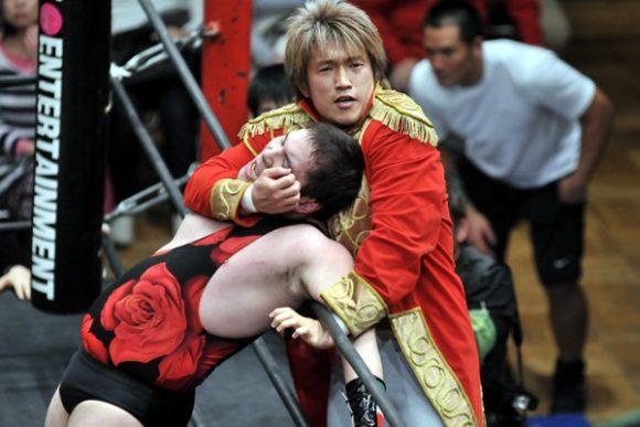 田中稔 DDT