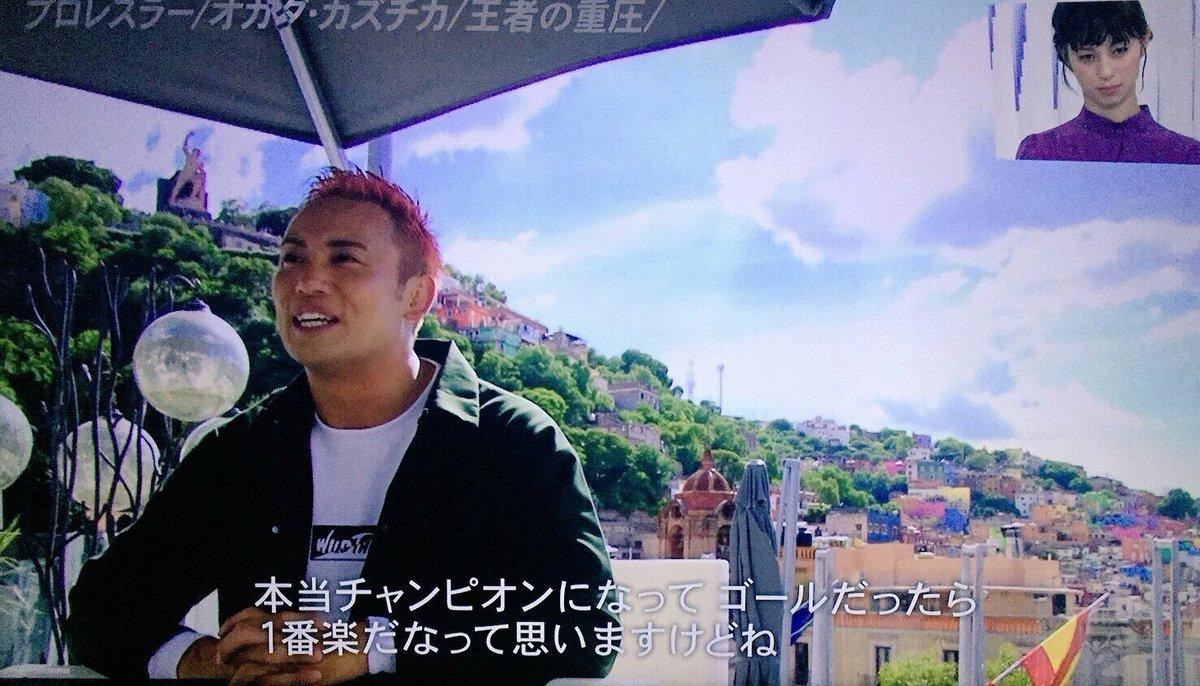 プロレスラー テレビ出演