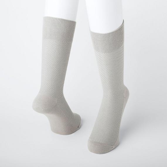 ヒートテック 靴下 カノコソックス