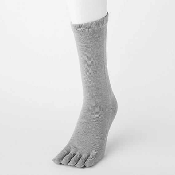 ヒートテック 靴下 フィンガーソックス