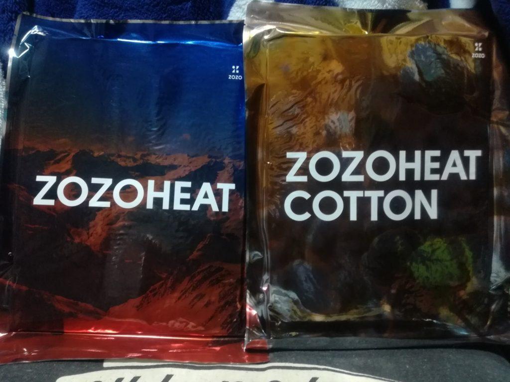 ZOZOヒート 購入