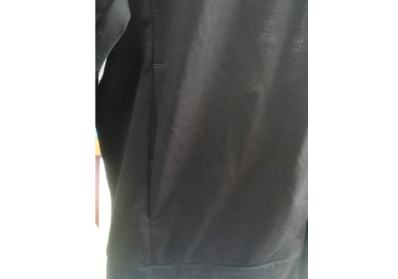 エアリズム UVカットカーディガン ポケット